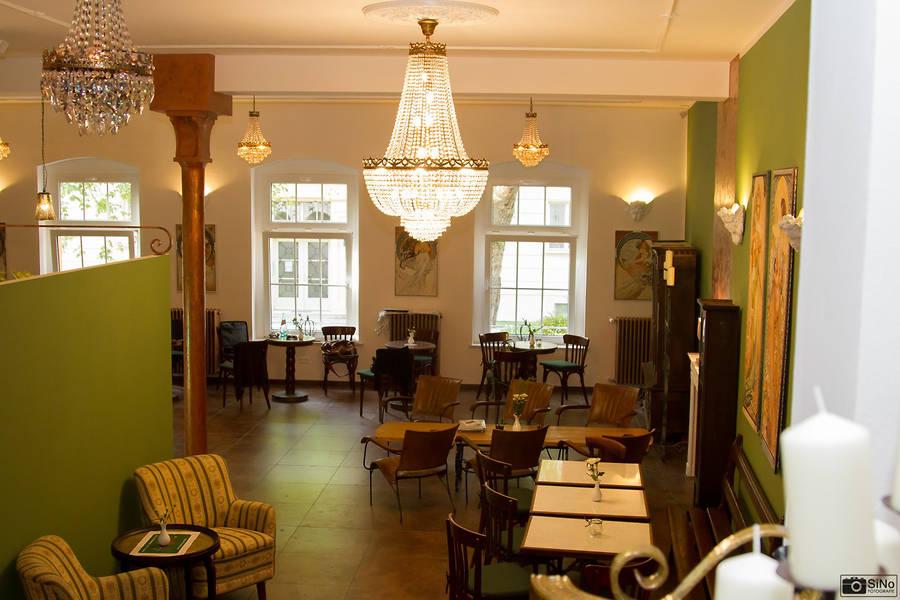 Einfach himmlisch genießen – Herzlich Willkommen im Café Engel!